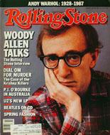 Rolling Stone Issue 497 Magazine