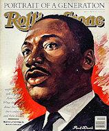 Rolling Stone Issue 523 Magazine