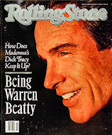 Warren BeattyRolling Stone Magazine