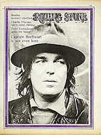 Captain BeefheartRolling Stone Magazine