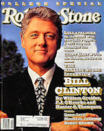 Bill ClintonRolling Stone Magazine