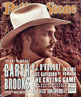 Garth Brooks Rolling Stone Magazine