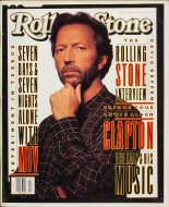 Eric ClaptonRolling Stone Magazine