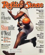Shaquille O'Neal Rolling Stone Magazine
