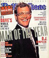 David LettermanRolling Stone Magazine