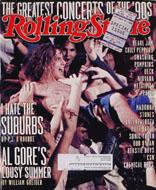 Rolling Stone Issue 822 Magazine