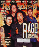 Rolling Stone Issue 826 Magazine