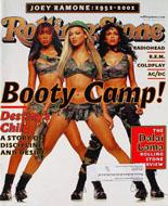 Rolling Stone Issue 869 Magazine