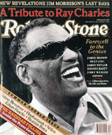 Ray CharlesRolling Stone Magazine
