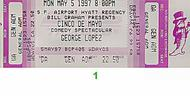 George Lopez1990s Ticket