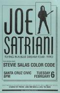 Joe SatrianiPoster
