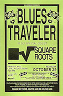 Blues TravelerHandbill