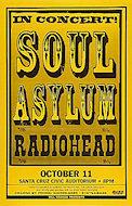 Soul Asylum Poster
