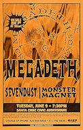 MegadethPoster