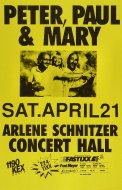 Peter, Paul & Mary Poster