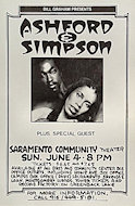 Ashford and SimpsonPoster