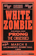 White ZombiePoster