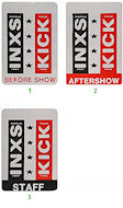 INXSBackstage Pass