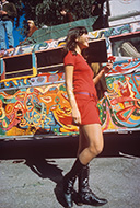Ken Kesey's BusFine Art Print