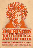 Jimi Hendrix ExperienceHandbill