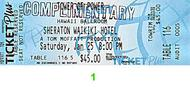 Tower of PowerPost 2000 Ticket