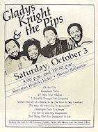 Gladys Knight and the Pips Poster