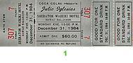 Julio Iglesias1980s Ticket