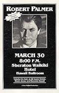 Robert Palmer Poster