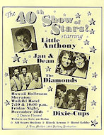Little Anthony Handbill