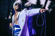 Andre 3000BG Archives Print