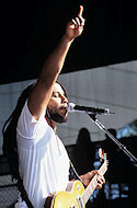 Ziggy MarleyBG Archives Print
