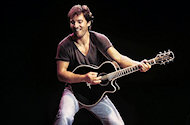 Bruce Springsteen BG Archives Print