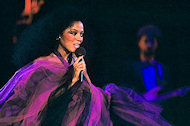 Diana Ross BG Archives Print