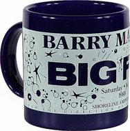 Barry Manilow Vintage Mug
