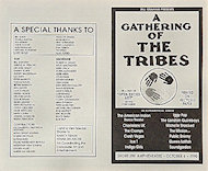 American Indian Dance Theatre Handbill