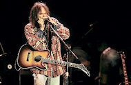 Neil Young BG Archives Print