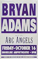 Bryan Adams Poster