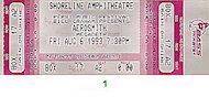 Aerosmith Vintage Ticket