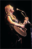 Melissa Etheridge BG Archives Print