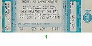 Al Green 1990s Ticket