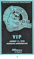 Blues Music Festival Laminate