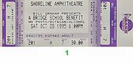 Neil Young 1990s Ticket