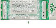 Ozzy OsbourneVintage Ticket