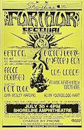 Furthur Festival Poster