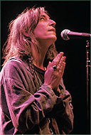 Patti Smith BG Archives Print