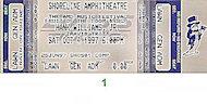 Hank Williams Jr.Vintage Ticket