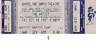 The Artist 1990s Ticket