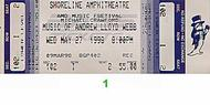 Michael Crawford 1990s Ticket