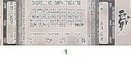 Buckwheat ZydecoVintage Ticket