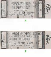 Blues Traveler1990s Ticket